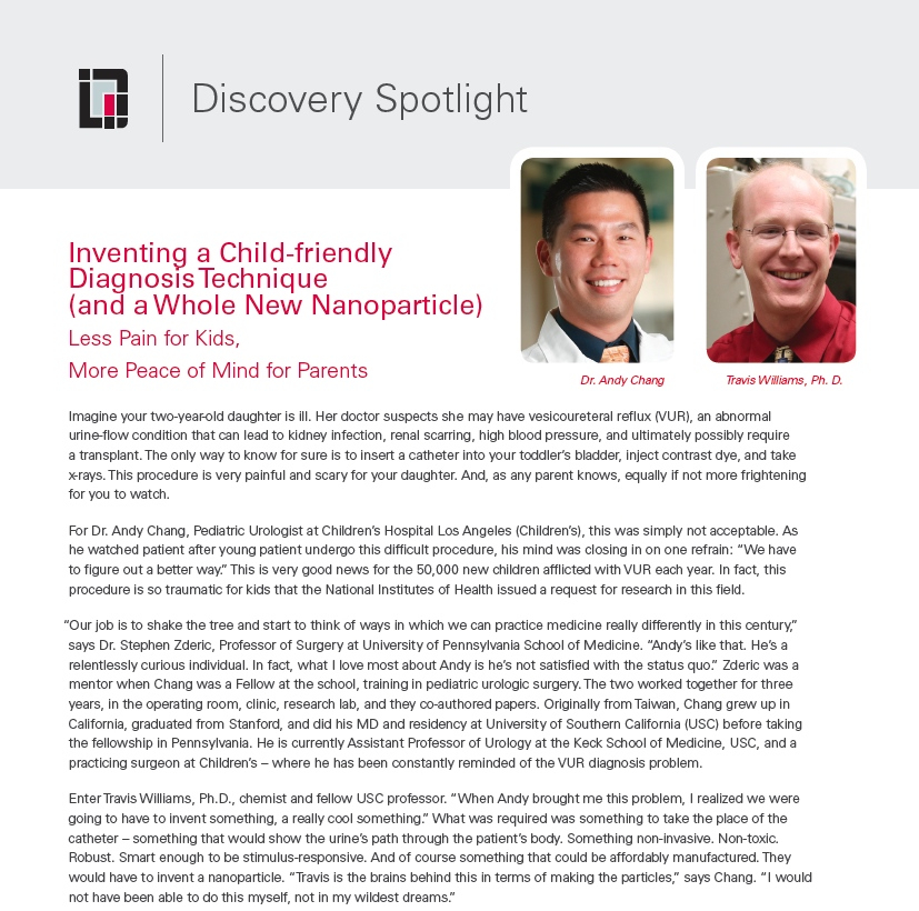 discovery spotlight chang